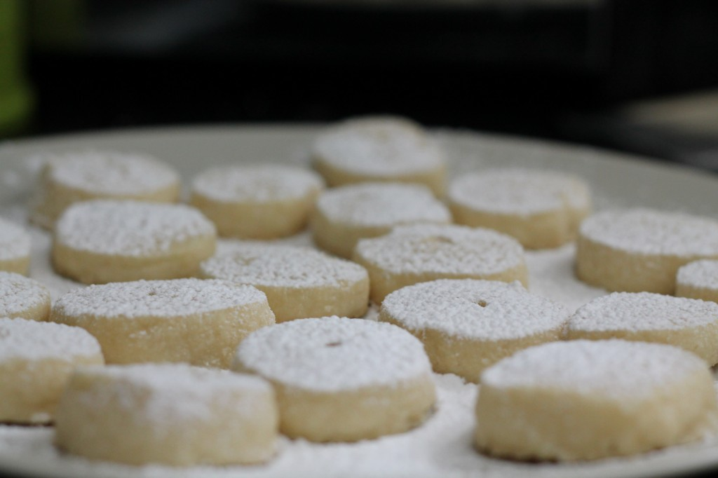 Shortbread meltaways