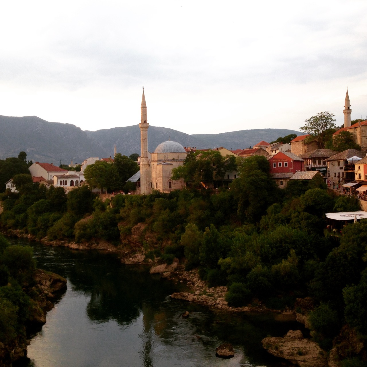 Beautiful Mostar