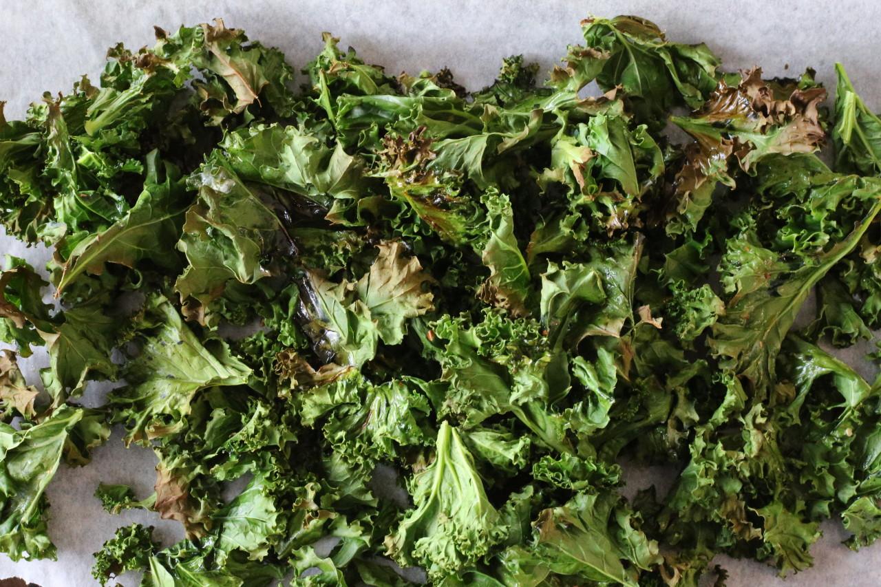 Meg's Food! | Crispy Kale and Squash Bowl - Meg's Food!